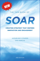 Large thin book soar