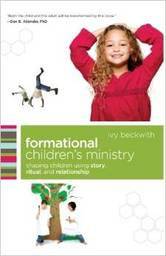 Large formational childrens ministry