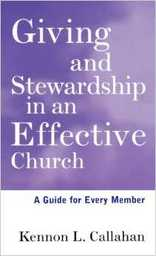Large giving and stewardship