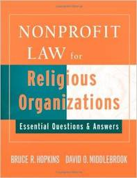 Large nonprofit law