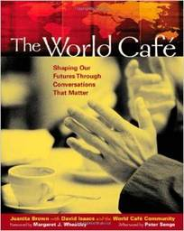 Large world cafe