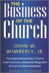Large the business of the church