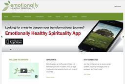 Large emotionally healthy spirituality