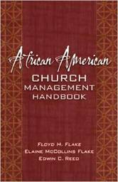 Large african american church management handbook