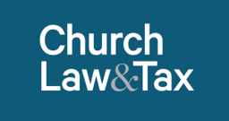 Large church law tax logo