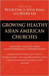 Large growing healthy asian american churches