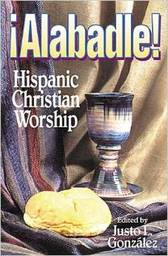 Large hispanic christian worship