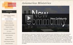 Large asiamerica ministries