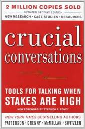 Large crucial conversations