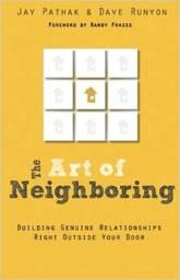 Large the art of neighboring