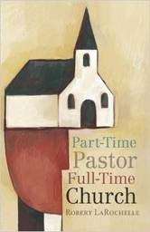 Large part time pastor