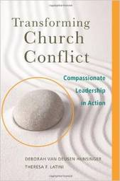 Large transforming church conflict