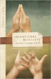 Large intentional ministry