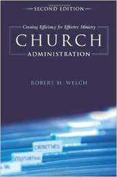 Large church administration