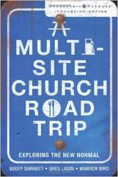 Large multi site church road trip