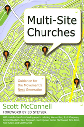 Large multi site churches