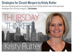 Large strategies mergers