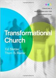 Large transformational church