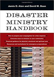 Large disaster ministry handbook