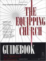 Large the equipping church guidebook