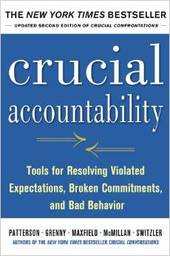 Large crucial accountability