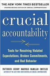 Large crucial accountability