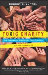 Large toxic charity
