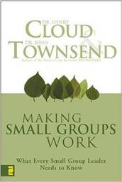 Large making small groups work