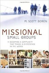 Large missional small groups