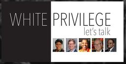 Large white privilege lets talk
