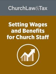 Large setting wages benefits
