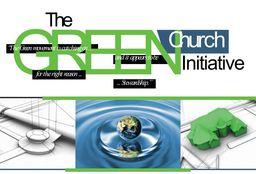 Large the green church initiative
