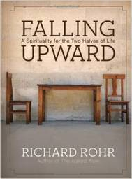Large falling upward