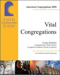Large vital congregations fact
