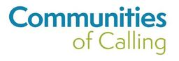 Large communities of calling logo