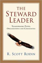 Large the steward leader