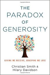 Large the paradox of generosity