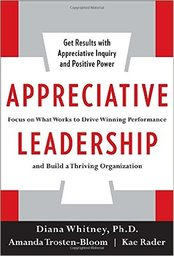 Large appreciative leadership